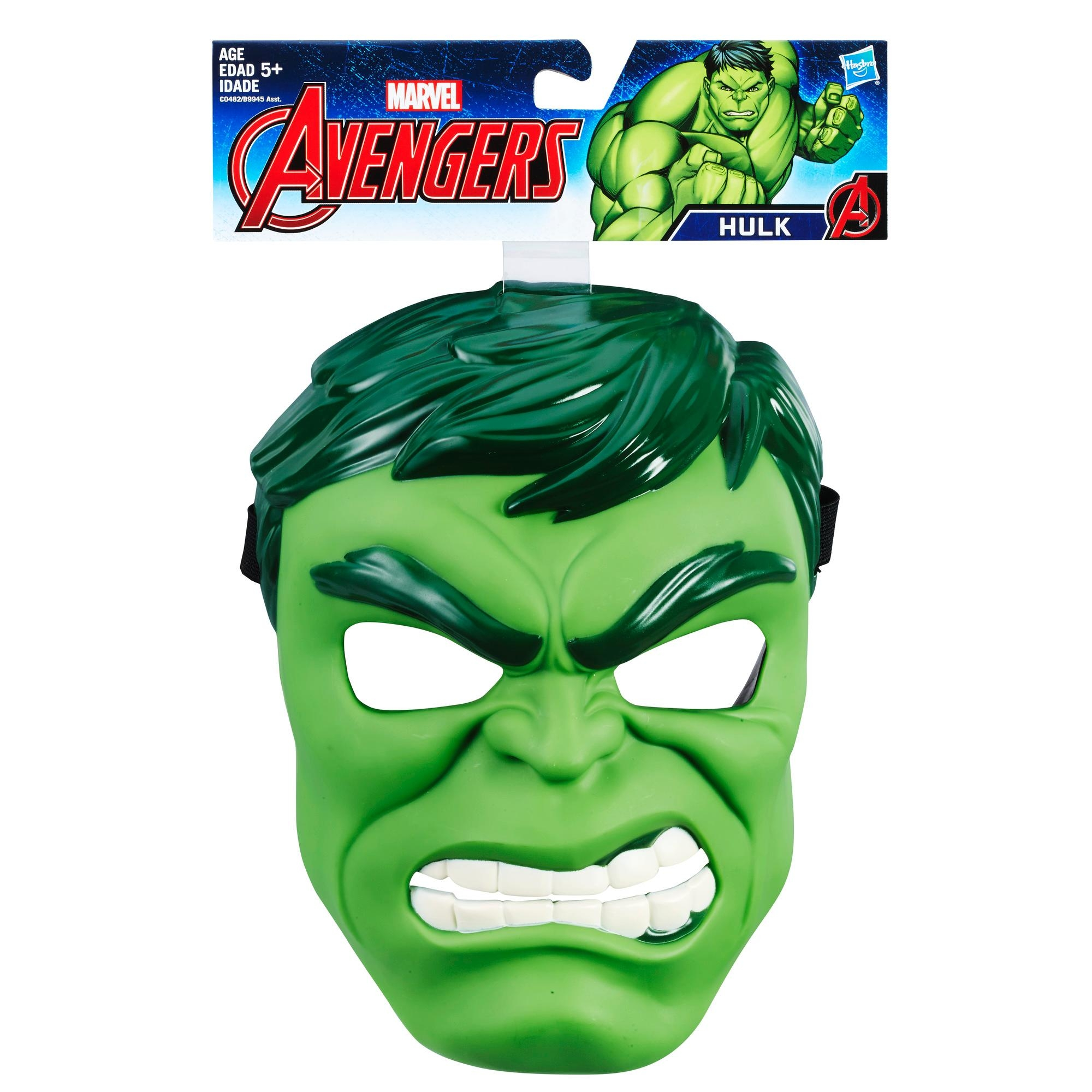 Marvel Avengers Hulk Basic Mask