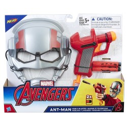 Marvel Avengers Ant-Man Mask & Particle Blaster