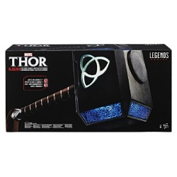 Marvel Legends Series Mjolnir Electronic Hammer