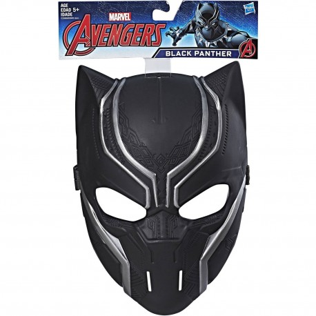 Marvel Avengers Black Panther Basic Mask