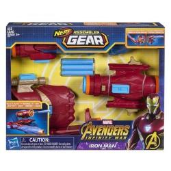 Marvel Nerf Avengers: Infinity War Iron Man Assembler Gear