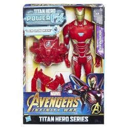 Marvel Avengers: Infinity War Titan Hero Power FX Iron Man