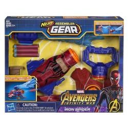Marvel Nerf Avengers: Infinity War Iron Spider Assembler Gear