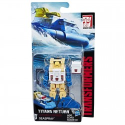 Transformers: Generations Titans Return Legends Class Seaspray