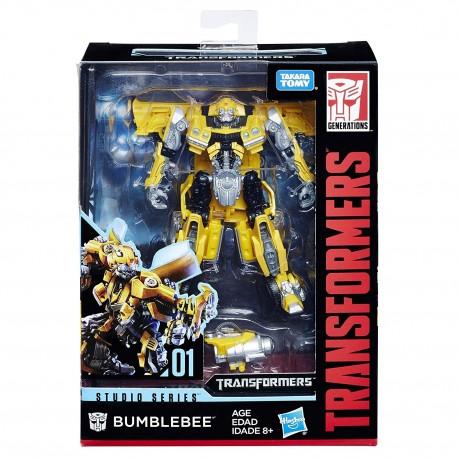 Transformers Studio Series 01 Deluxe Class Movie 1 Bumblebee