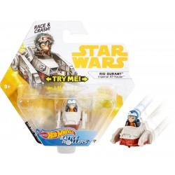 Hot Wheels Star Wars Rio Durant - Imperial AT-Hauler Battle Rollers