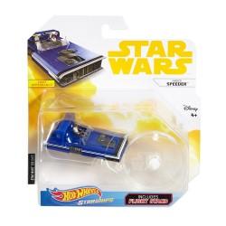 Hot Wheels Star Wars Han Solo's Speeder Vehicle