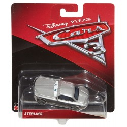 Disney Pixar Cars Sterling Vehicle