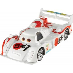 Disney Pixar Cars Shu Todoroki Vehicle