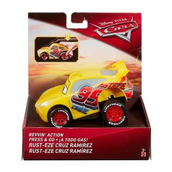 Disney Pixar Cars Revvin' Action - Rust-Eze Cruz Ramirez