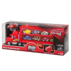 Disney Pixar Cars Mack Transporter Vehicle