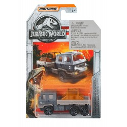 Jurassic World Matchbox Off-Road Rescue Rig Vehicle