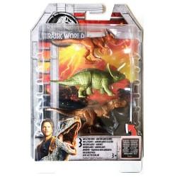 Jurassic World Mini Dino 3-Pack (Pack 3)