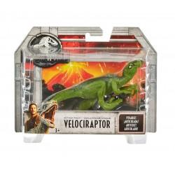 Jurassic World Attack Pack Velociraptor (Green)