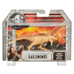 Jurassic World Attack Pack Gallimimus