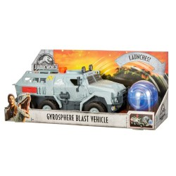 Jurassic World Gyrosphere Blast Vehicle