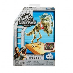 "Jurassic World Stem Fossil Strikers Stygimoloch ""Stiggy"""