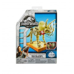 Jurassic World Stem Fossil Strikers Triceratops