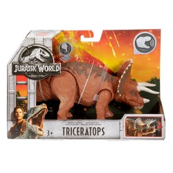 Jurassic World Stem Roarivores Triceratops
