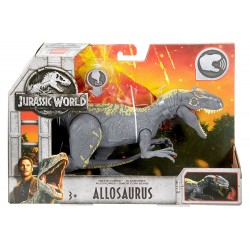 Jurassic World Stem Roarivores Allosaurus