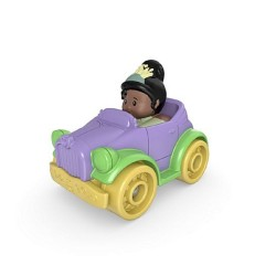 Fisher-Price Disney Princess Tiana's Old Fashioned Car by Little People