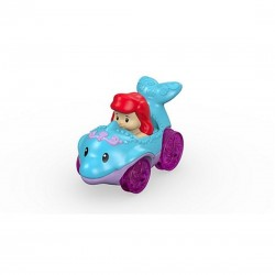 Fisher-Price Disney Princess Ariel's Dolphin Car by Little People