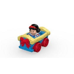 Fisher Price Disney Princess Snow White's Mine Cart by Little People