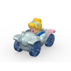 Fisher-Price Disney Princess Cinderella's Carriage by Little People