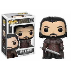 Funko Pop! TV 49: Game Of Thrones - Jon Snow