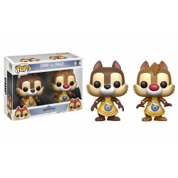 Funko Pop! Disney: Kingdom Hearts - Chip & Dale - 2pk