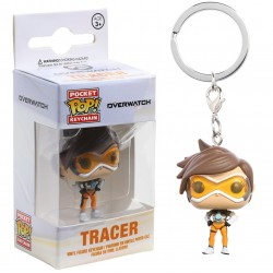 Funko Pocket Pop! Keychain: Overwatch - Tracer