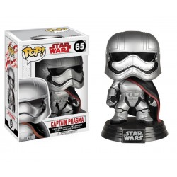Funko Pop! Star Wars 65: The Last Jedi - Captain Phasma