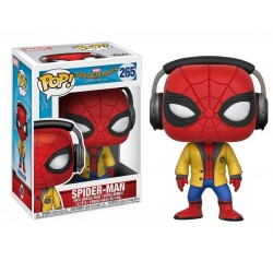 Funko Pop! Movie 265: Spiderman HC - Spiderman with Headphones