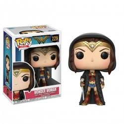 Funko Pop! Heroes 229: DC - Wonder Woman