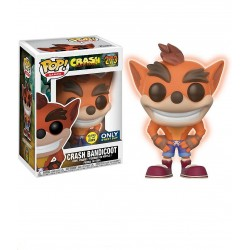 Funko Pop! Games 273: Crash Bandicoot - Crash Bandicoot ( Glows In The Dark)