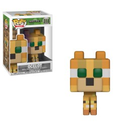 Funko Pop! Games 318: Minecraft - Ocelot