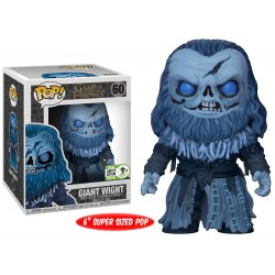 Funko Pop! Tv 60: Games of Thrones - Giant Wight (6 Inch) (Exclusive)