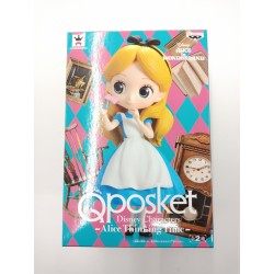 Banpresto Q Posket Disney Character: Alice Thinking Time (Normal Version)