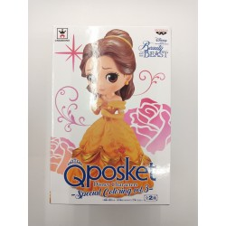 Banpresto Q Posket Disney Character: Belle (Special Coloring Version)