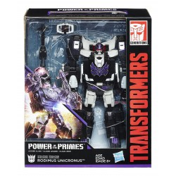Transformers Generations Power Of The Primes Leader Evolution Rodimus Unicronus
