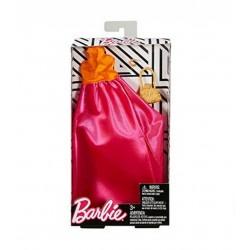 Barbie Orange/Pink Dress Fashion