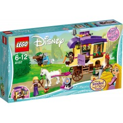 Lego Disney Princess 41157 Rapunzel's Traveling Caravan
