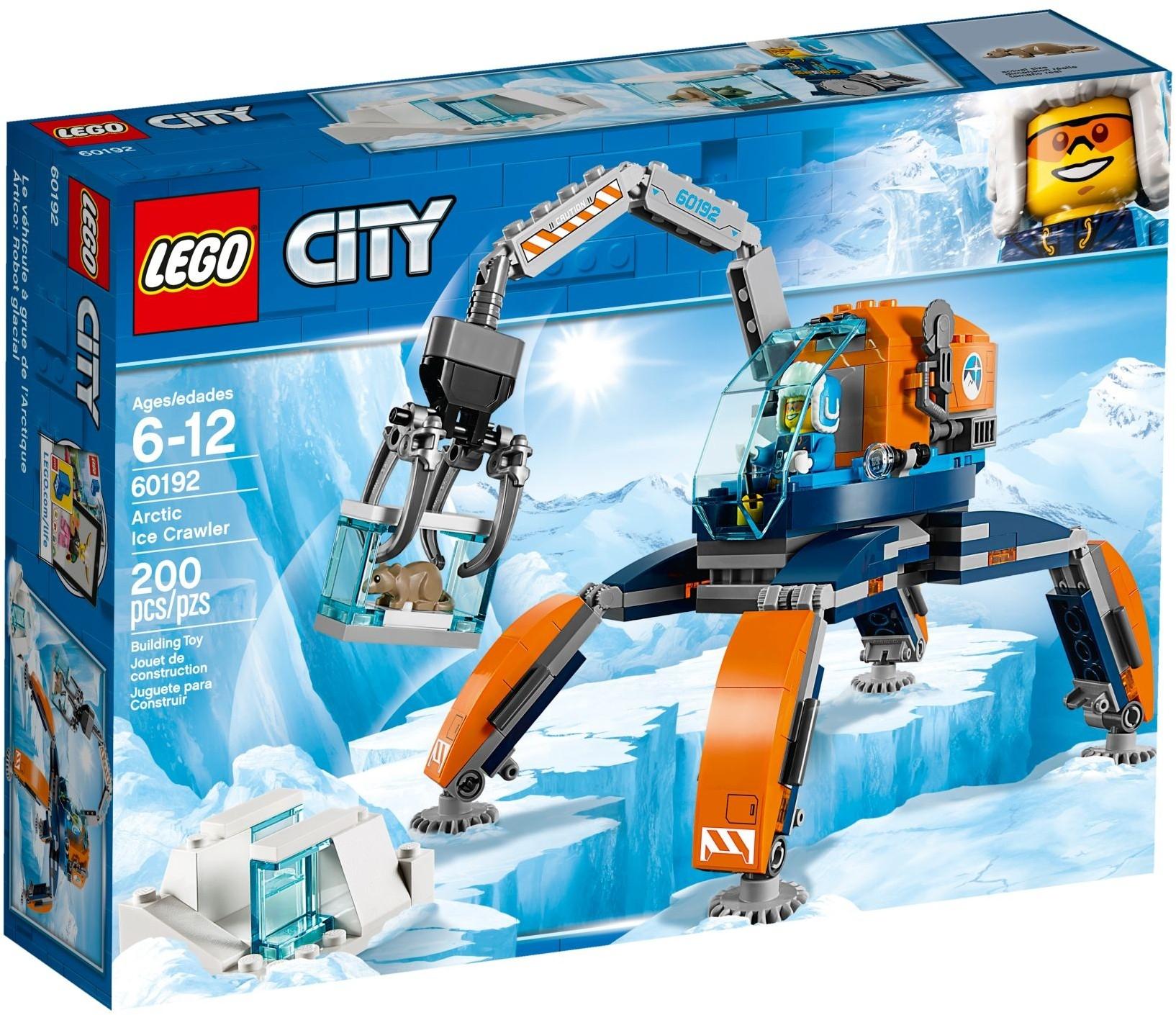Lego City 60192 Arctic Ice Crawler Bott Funko Pop Bvs Aquaman Blue Ie