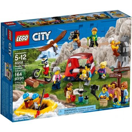 LEGO City 60202 People Pack - Outdoor Adventures