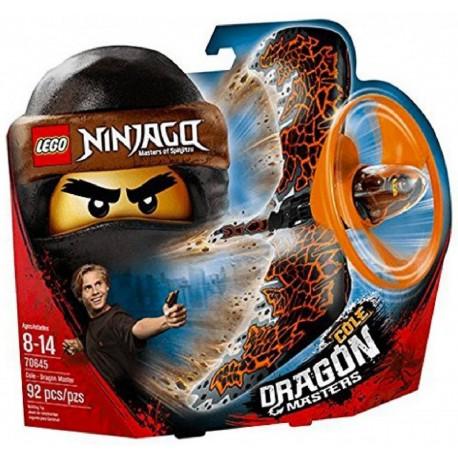 LEGO Ninjago 70645 Cole Dragon Master