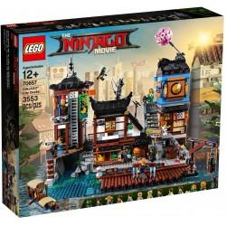 LEGO Ninjago 70657 NINJAGO City Docks