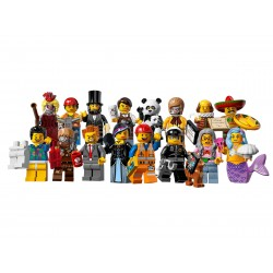 LEGO Collectible Minifigures 71004 LEGO Movie Complete Set of 16