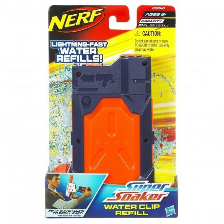 Nerf Super Soaker Water Clip Refill