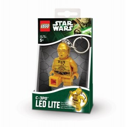 LEGO Star Wars C3PO Key Light