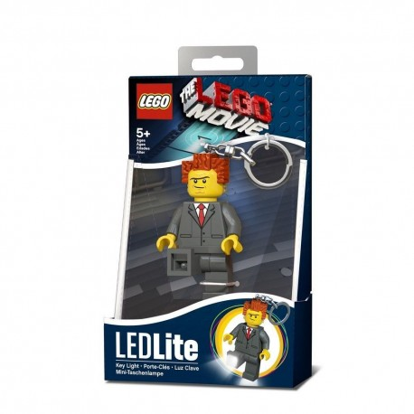 LEGO Movie President Business Key Light